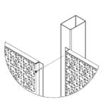 Sistema Costruttivo Lamiere Microforate